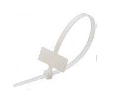 Маркировочные кабельные стяжки 3х200 (100 шт)